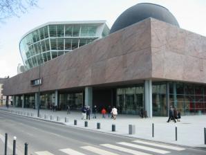 Espace Des Sciences, Rennes