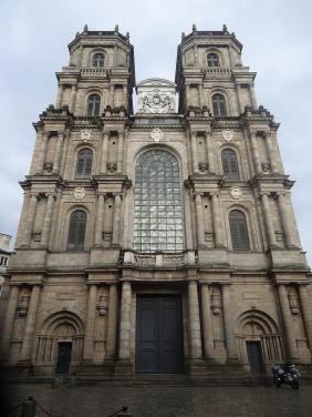 Cathedrale Saint-pierre De Rennes, Rennes