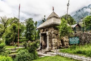 Mamleshwar Temple, Pahalgam