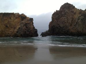 Pfeiffer Beach Day Use Area, Big Sur
