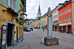 Villach Main Square, Villach