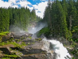 Krimml Waterfalls, Zell Am See