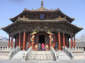 Shenyang Imperial Palace, Shenyang
