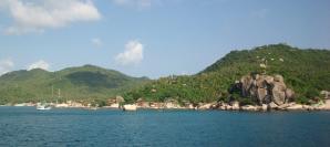 Mae Haad Port And Beach, Ko Tao