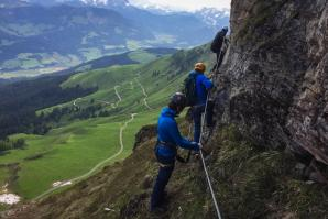 The Grossglockner Hiking Trail, Zell Am See