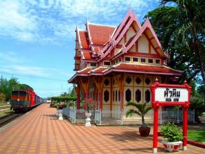 Hua Hin Railway Station, Hua Hin