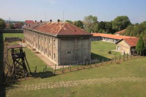 Red Cross Nazi Concentration Camp, Nis
