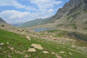 Satsar Lakes, Sonamarg