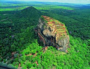 The Sigiriya Fortress, Sigiriya
