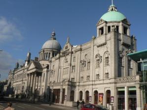 His Majesty Theatre , Aberdeen