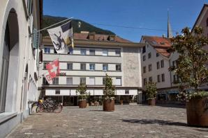Kornplatz, Chur