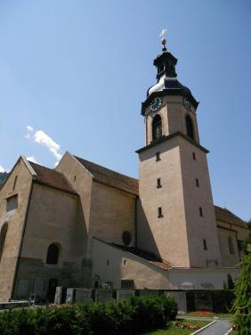 St. Maria Himmelfahrt Cathedral, Chur