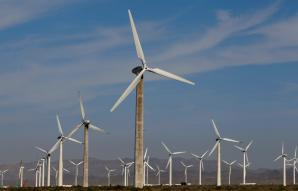 Dabancheng Wind Power Station, Urumqi
