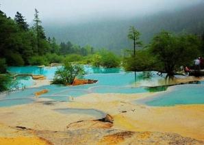 Five Colour Pool, Jiuzhaigou