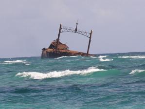 Astron Shipwreck, Punta Cana