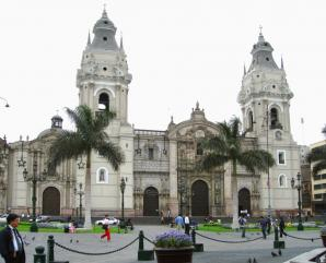 Cathedral Of Lima, Lima