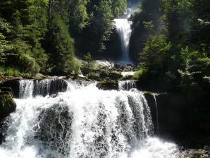 Giessbach Waterfall, Brienz