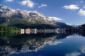 Lake St. Moritz, St Moritz