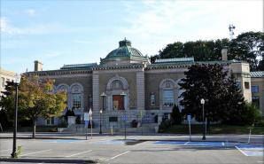 Bangor Public Library, Bangor