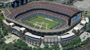 The Bank Of America Stadium, Charlotte