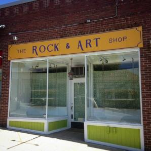 The Rock And Art Shop, Bangor
