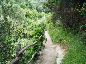Footpath Monterosso- Vernazza, Monterosso