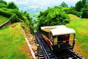 Incline Railway Of The Lookout Mountain , Chattanooga