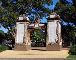 Maccabe Park, Wollongong