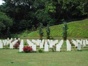 Taiping War Cemetery, Taiping