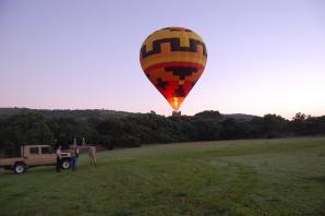 Hot Air Balloon Rides, Pilanesberg National Park