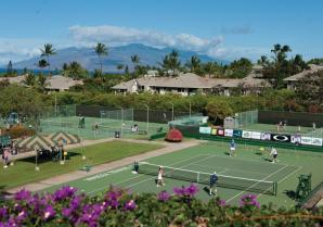 Wailea Tennis Club , Wailea-makena