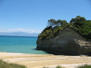 Sidari Beach, Corfu