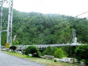 Singshore Bridge, Pelling