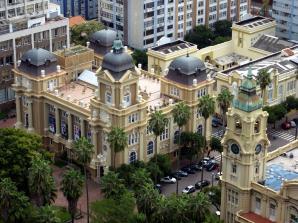 Rio Grande Do Sul Museum Of Art, Porto Alegre