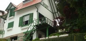 Museu Casa De Santos Dumont, Petropolis