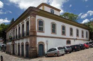 Casa Dos Contos, Ouro Preto