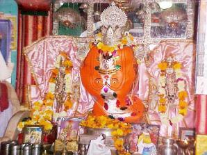 Trinetra Ganesh Temple, Ranthambore National Park