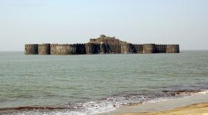 Murud Janjira Fort, Alibag