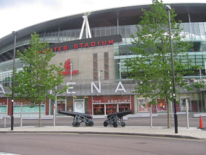 Emirates Stadium And Museum, London