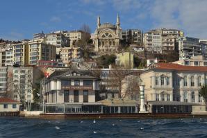Bosphorus Strait, Istanbul