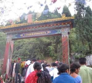 Ghum Monastery, Darjeeling