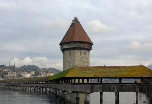 Chapel Bridge, Lucerne