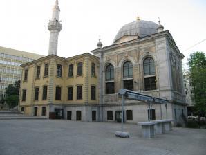 Tesvikiye Mosque, Istanbul