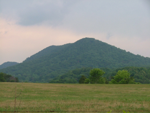 House Mountain State Natural Area, Knoxville