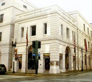East Tennessee History Center, Knoxville