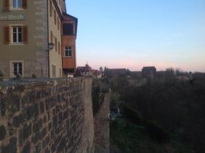 Town Walls, Rothenburg