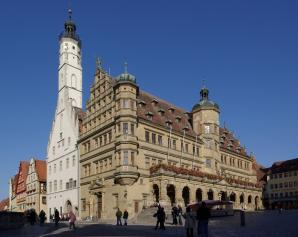 Rothenburg Town Hall, Rothenburg