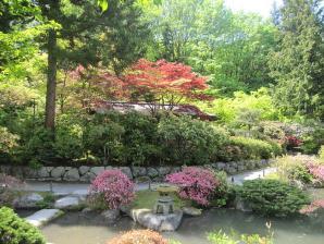 Seattle Japanese Garden, Seattle