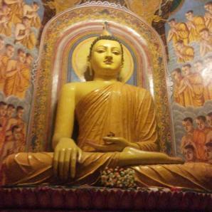 Asokaramaya Buddhist Temple, Colombo
