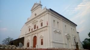 Chapel Of Our Lady Of The Mount, Panaji